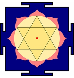Krishna yantra vector