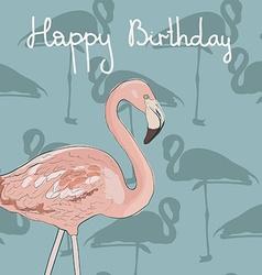 Flamingoakva8 vector