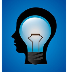 Ideas design vector
