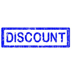 Office stamp discount vector