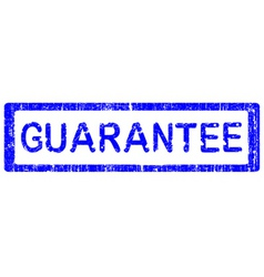 Office stamp guarantee vector