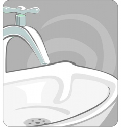 Sanitary ware vector