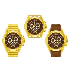 Wristwatch 04 vector