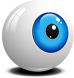 Eyeball vector
