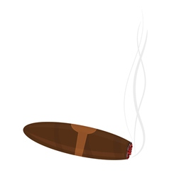 Cigar vector