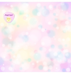 Soft colored abstract background elegant abstract vector