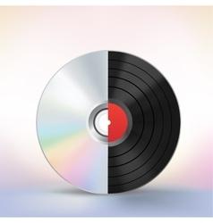 Disc evolution vector