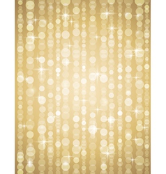 Golden brightnes suitable for christmas or disco b vector