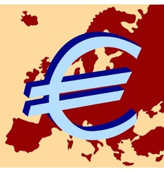 Europe currency vector