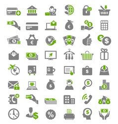 Icon business vector