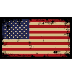 Grunge american background 2 vector