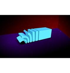 Sliced rectangle vector