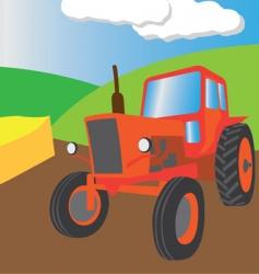 Farming season vector