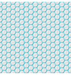 Medical pills pattern eps8 vector