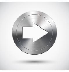 Chrome right button vector