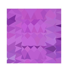 Bright lavender abstract low polygon background vector