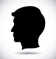 Human profile vector