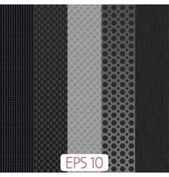 Texture metal part vector