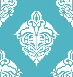 Seamless ornamental pattern vintage luxury texture vector