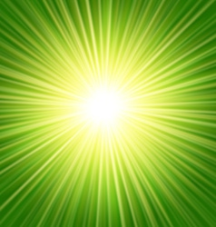 Sunbeams abstract background vector