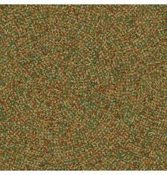 Vintage polka rosette texture eps 8 vector