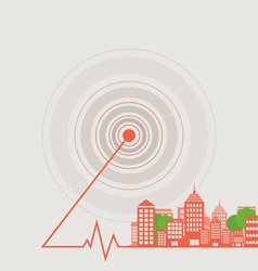 City a wave vector