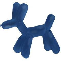 Dog balloon vector