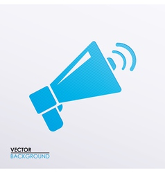 Megaphone vector