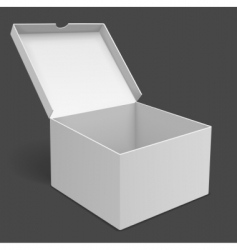 Packing box vector