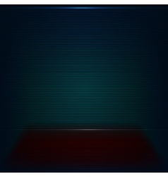 Abstract background with neon dark strips vector
