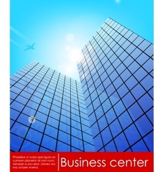 Business center vector