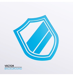 Shield vector