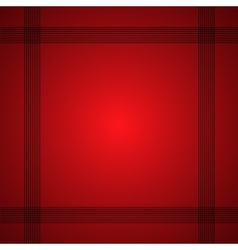Elegant abstract red background vector