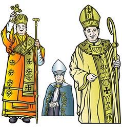 Bishop set vector