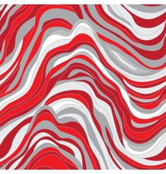 Seamless texture with waves vector