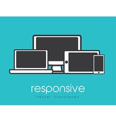 Responsive vector