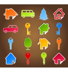 House icon5 vector