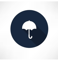 Umbrella - icon vector