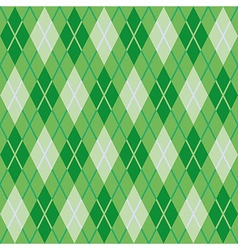 Textile fabric rhombs seamless texture vector