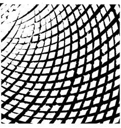 Grid grunge texture vector