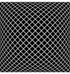 Black diagonal pattern in vector