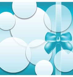 Cover of the present box abstract background vector