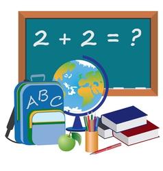 Education school vector