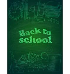 Back to school2 vector