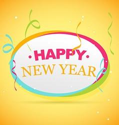 New year celebration vector