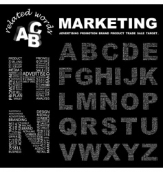 Marketing vector