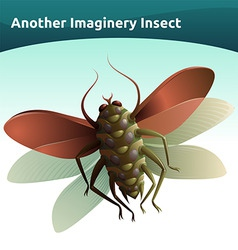 Imaginary insect vector