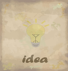 Ideas vector