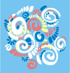 Spiral structure vector