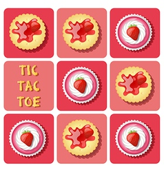 Strawberrycupcakecracker vector